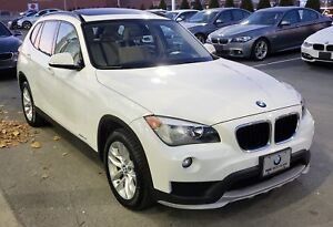 2015 BMW X1 xDrive28i 1 OWNER! ACCIDENT FREE!