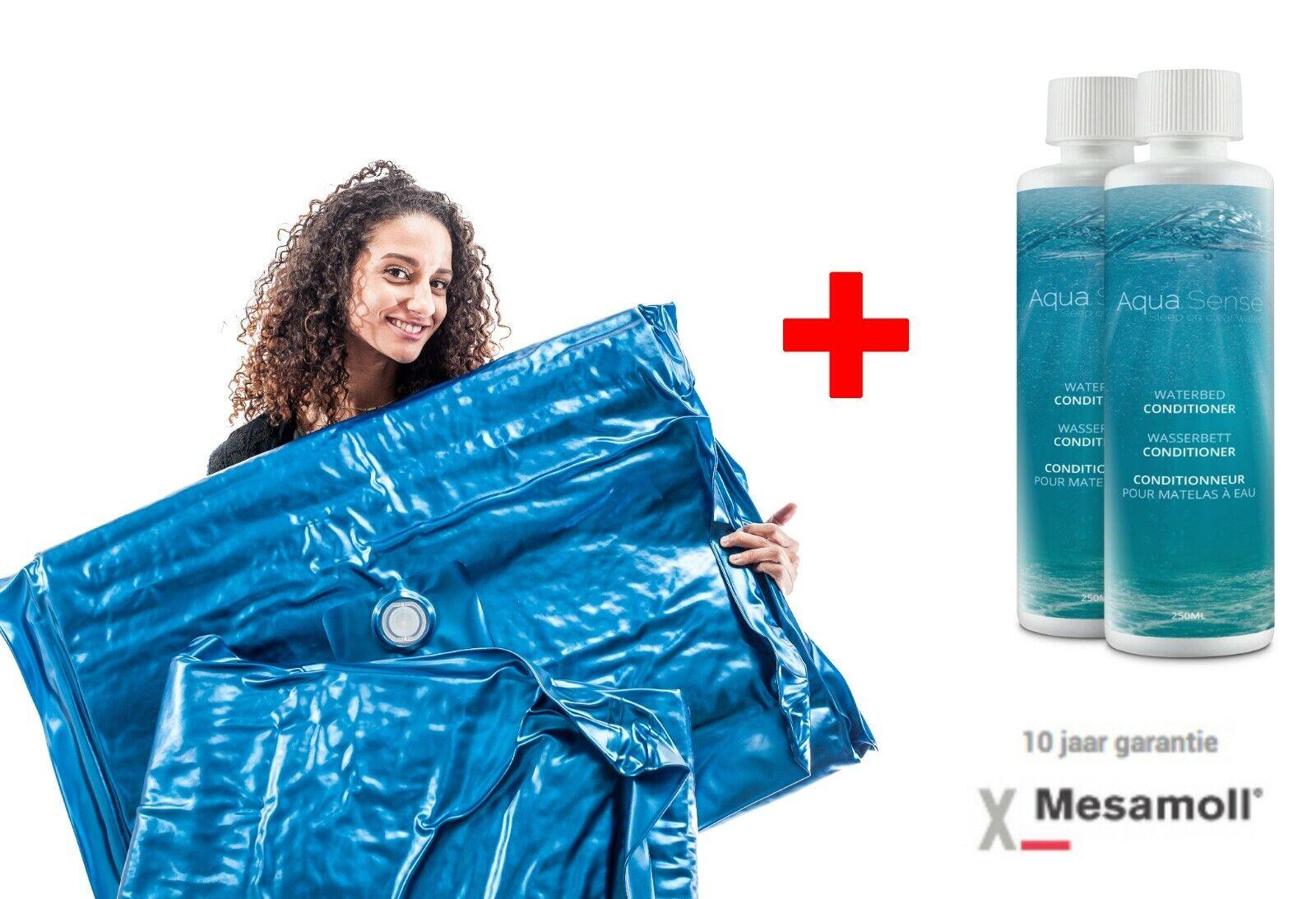 Mesamoll 2 Wasserbett Matratze Wasserkern Wassermatratze dual (alle Größen)