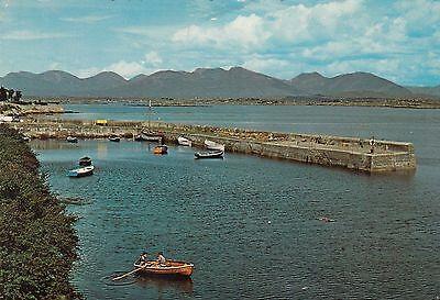 Postcard - Roundstone - Roundstone Harbour