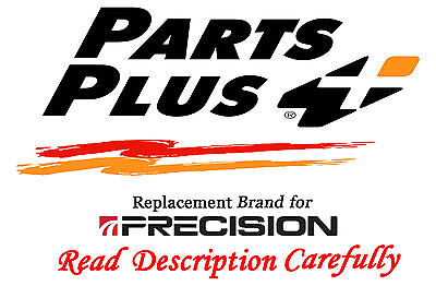 Wheel Bearing And Hub Assembly Rear Precision Automotive 512209