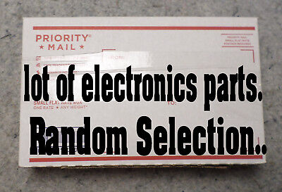 Lot Of Electronic Components Random Selection Of Components...