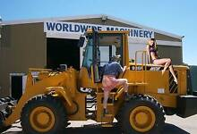 WCM Wheel Loaders from 6 to 17 tonne at Reduced Prices Kenwick Gosnells Area Preview