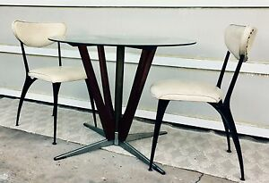 Retro table and chairs Carey Bay Lake Macquarie Area Preview