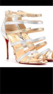 Size 36 designer shoes Louis Vuitton, Jimmy Choo, Versace, Loub Chippendale Inner Sydney Preview