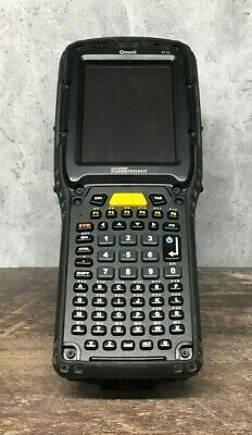 Psion Teklogix Omnii Xt10 Handheld Barcode Scanner 7545xv Untested