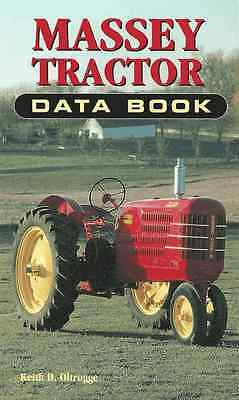 Data Book Pony Colt 30 44 81 82 55 101 102 Jr Sr Mustang 33 20 202 Massey Harris