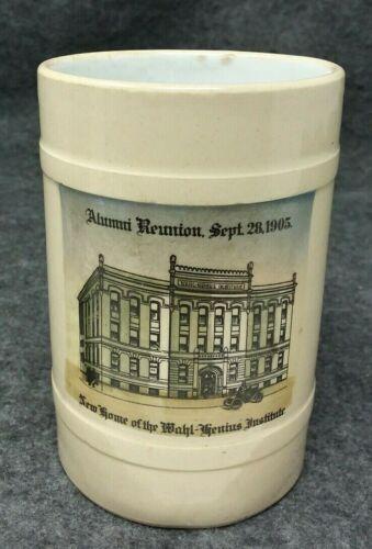 1905 WAHL HENIUS INSTITUTE OF FERMENTOLOGY ALUMNI Advertising Mug Pre-Pro