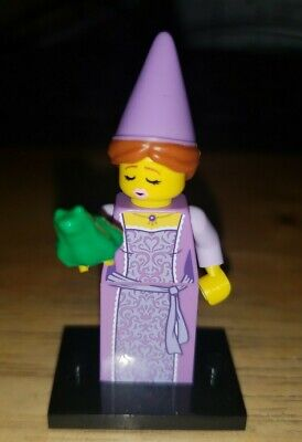 71007 LEGO Collectible Minifigures Series 12 Fairytale Princess Used #03 2014