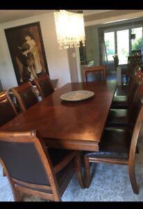 Ensemble table de salle à manger