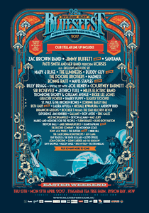 bluesFest 3 day camping and festival ticket Tingalpa Brisbane South East Preview