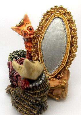 Harmony Kingdom Marmalade & Mao Mao's Mirror/Box Figurine