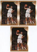 Dirk Nowitzki Rookie Card