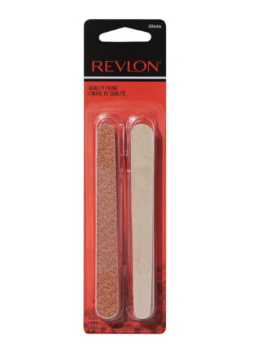 Revlon Compact Emery Boards, 24 Count