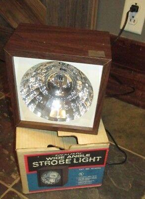 DJ Lighting: Single Units - Vintage Strobe Light
