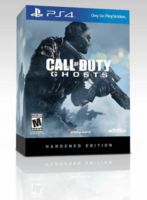Call Of Duty  Ghosts Hardened Edition Ps4 New Playstation 4  Playstation 4