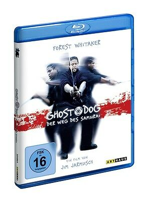 Blu-ray * Ghost Dog * NEU OVP * Forest Whitaker