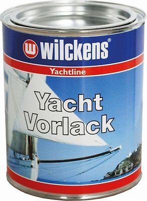 Wilckens Yacht Vorlack weiß 750 ml Boot Yacht