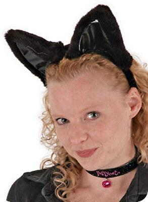 Праздничная шляпа Black Cat Costume Ears