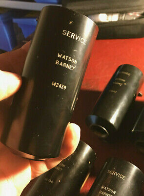 Vintage Watson Service Microscope - Replacement Main Focus Tube - Watson Barnet