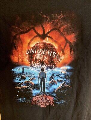 Halloween Horror Nights 2019 Shirts (Halloween Horror Nights HHN 29 2019 Stranger Things Passholder Shirt XXL)
