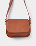 Joules Darby Bright  Saddle Bag  Colour Tan