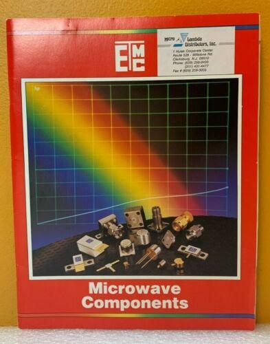 EMC Technology, Inc. Microwave Components Catalog.