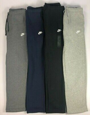 Men's Nike Standard Fit Straight Leg Regular Length Sweat Pants