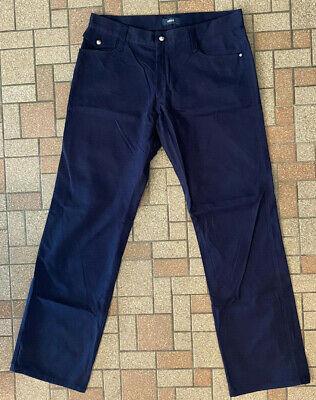VERSACE VERSUS mens 38 52 navy pants jeans