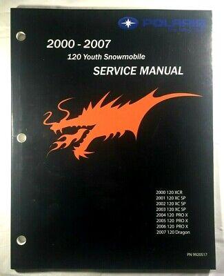 Snowmobiling Polaris Snowmobile Service Manual