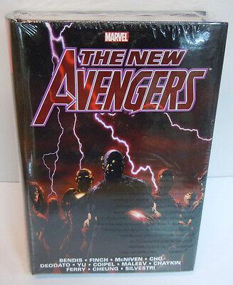 The New Avengers Volume 1 Omnibus Civil War Brand New Factory Sealed $125