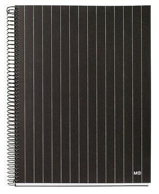 Miquelrius Pinstripe 4-subject College Rule Notebook 6.5x8