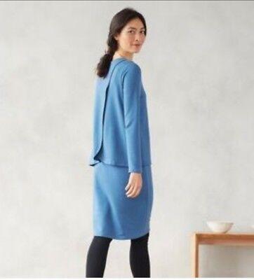 Women's J. Jill Purejill Luxe Tencel Dress Size M for sale  Long Beach