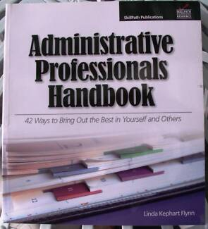 Administrative Professionals Handbook: Linda Kephart Flynn Greenwood Joondalup Area Preview