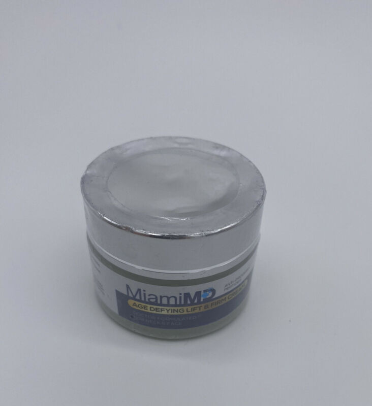 MiamiMD age Defying Lift and Firm Cream 1 fl oz, New