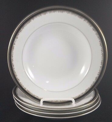 Christopher Stuart UNIVERSITY BLACK - Soup Bowl 8 3/8 Set of 4 Christopher Stuart University
