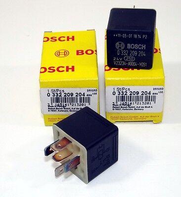 PowerMagnetschalter//Relais EFEL HACO NEU 24V 150Amp BOSCH