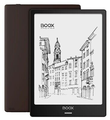 "Onyx Boox Note E-ink E-book Reader 32GB Rom Wifi 10.3"" Touch Display Android"