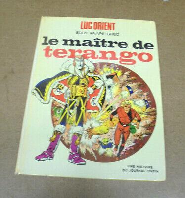 PAAPE - LUC ORIENT - 3 - LE MAITRE DE TERANGO - EO 1971 ( BON ETAT )