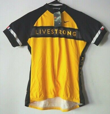 74046975dc3 Jerseys - Nike Livestrong Cycling Jersey - Nelo's Cycles