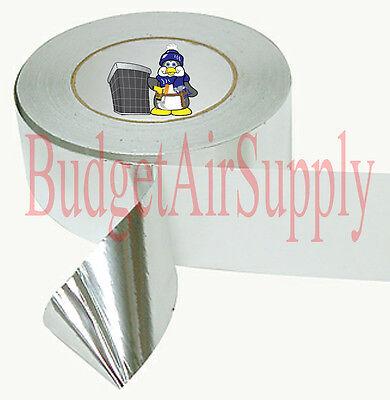 Aluminum Foil Tape 60yds Emiheat Shieldscreen Print 2.5 W X 60yd X 20 Micron
