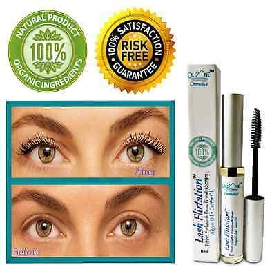 Quane Cosmetics Lash Flirtation Eyelash Eyebrow Growth Serum - Growth Stimulator