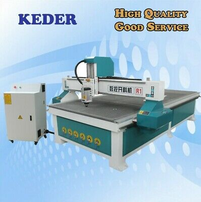 Cnc Router 48 1325 Air Cool Spindle Woodwork Engrave Cut Furniture Machine