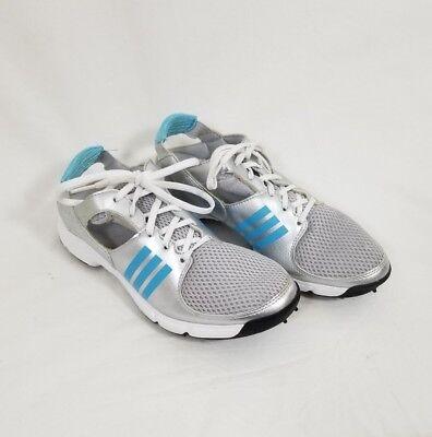 Womens Adidas Adiwear Traxion Lite Golf Ladies Open heel & mid Shoes size 7 ()