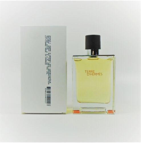 TERRE DHERMES by Hermes EDT for Men 34 oz 100 ml NEW IN TST BOX