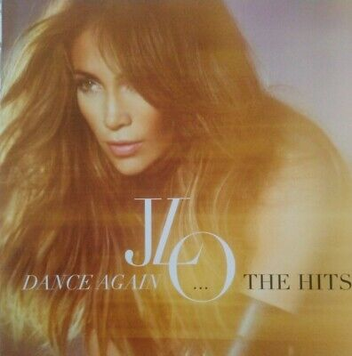 Jennifer Lopez - Dance Again...The Hits (Immaculate Condition CD)