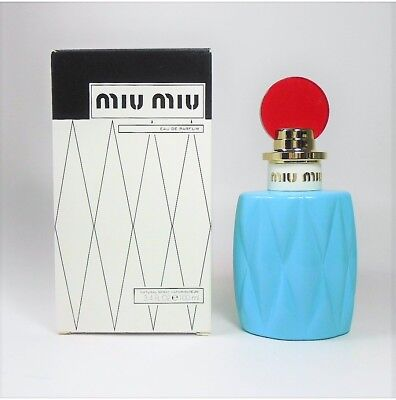 Edp Box - Miu Miu EDP for Women 3.4oz / 100ml *NEW TST BOX*