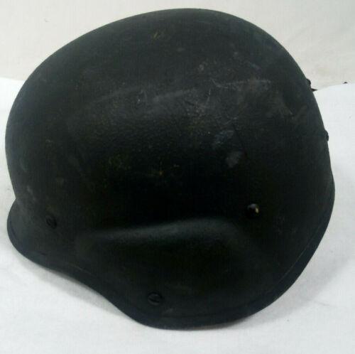 Large Black Unicor PASGT Helmet  SEPT1620.03.001