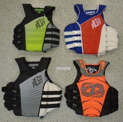 JET-PILOT Matrix Pro Life vest jacket lifevest PFD side entry USCG approved