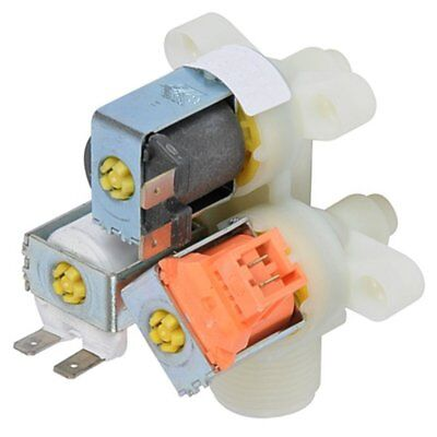 GENUINE AEG LAVAMAT WASHING  MACHINE INLET VALVE W1255 LAV62800 LAVW1255 for sale  Shipping to Nigeria