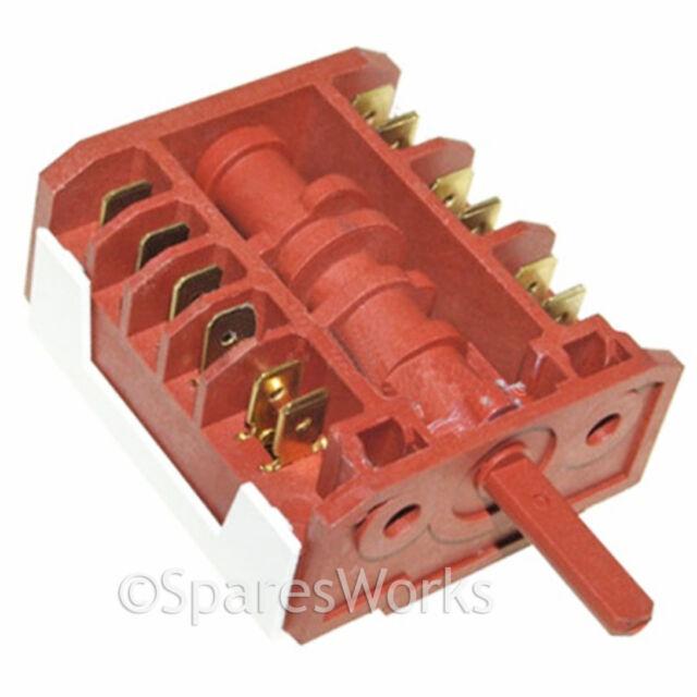 ELECTROLUX DEKA Oven Cooker Hob Selector Function Switch EOB260 EOB395 EON391